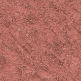 Pink wall plaster Stock Image