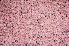 Pink wall texture. Close-up Royalty Free Stock Images