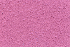 Pink wall texture Royalty Free Stock Photos