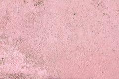 Pink wall texture Stock Photos
