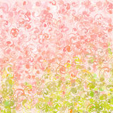 Pink watercolor background 07. Abstract pink watercolor background with twisted elements. Handmade colorfull watercolor stripes. Watercolor paper banner design Royalty Free Stock Photo