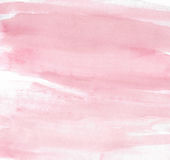 Pink Watercolor stock image