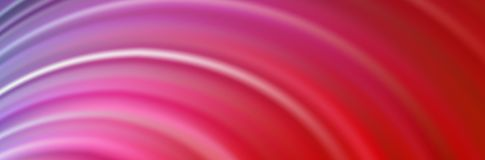 Pink watercolor gradient. Textured painted banner. Vector background stock illustration