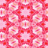 Pink Watercolor Pattern Royalty Free Stock Images