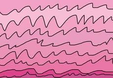 Free Pink Waves Royalty Free Stock Image - 4794636