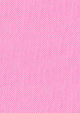 Pink and white checkered pattern Royalty Free Stock Photography