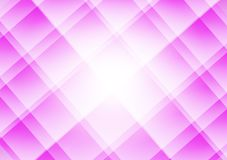Pink and white color geometric abstract background modern design, Vector illustration with copy space.  Stock Photo