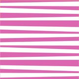 Pink and white cute baby striped print. Abstract horizontal striped pattern. Pink and white cute baby print. Background for wallpaper, web page, surface texture Royalty Free Stock Photo