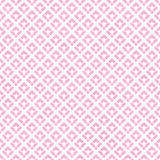 Pink and White Diagonal Squares Tiles Pattern Repeat Background Stock Images