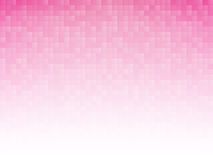 Pink white mosaic background Royalty Free Stock Images