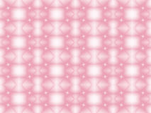 Pink and White Seamless Tile Stock Image