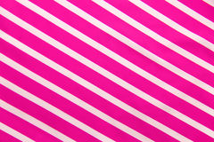 Pink white stripe texture. Using as background Stock Photo