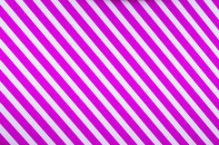 Pink and White Stripes Royalty Free Stock Photos
