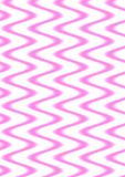 Pink white waves stock photography