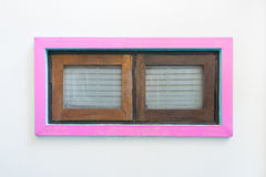 Pink Windows Royalty Free Stock Images