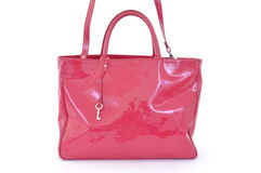 Pink Women bag Stock Photos