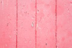 Pink wood background Stock Photos