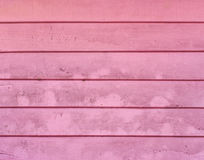 Pink Wood Background Royalty Free Stock Photography