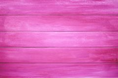 Pink wood planks background. Pink painted wood planks background stock image