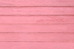 Pink Wood Texture Background,walls Of The Interior. Stock Photography