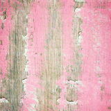 Pink Wood Texture Stock Photography