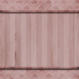 Pink wood wallpaper background Stock Photos