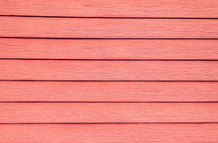 Pink Wooden Wall Background. Closeup Royalty Free Stock Photo