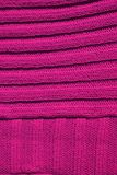 Pink wool background Royalty Free Stock Photo