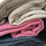 Pink, Wool, Textile, Woolen royalty free stock photography