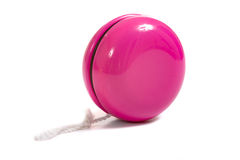 Pink Yo-Yo Stock Images