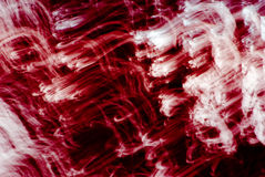 Pinkish Red Abstract Stock Photography