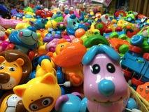 Pinkkyhond Royalty-vrije Stock Fotografie