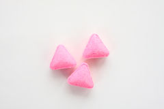 Pinks tablet. Stock Photography