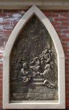 Pinksteren, Afdaling van de Heilige Geest Stock Foto