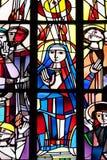 Pinksteren, Afdaling van Heilige Geest royalty-vrije stock afbeeldingen