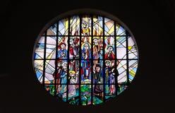 Pinksteren, Afdaling van Heilige Geest royalty-vrije stock foto's
