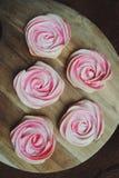 Pinky розы стоковое фото