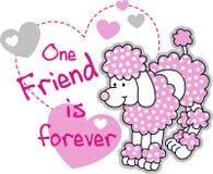 Pinky Dog Royalty Free Stock Photos