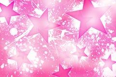 Pinky gwiazdy Zdjęcia Stock