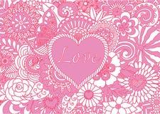 Pinky love Royalty Free Stock Photo