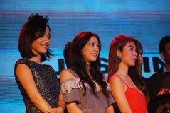 Pinky Pang and Woonsen Royalty Free Stock Photo