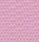 Pinky pink valentine pattern background Royalty Free Stock Photos