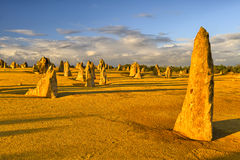 Pinnacle Desert Stock Image