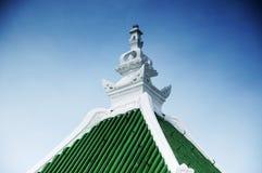 Pinnacle of Kampung Kling Mosque at Malacca, Malaysia Stock Image