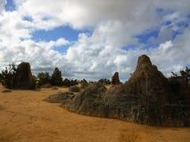 Pinnacle in Nambung national park Stock Photo