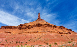 Pinnacle of Rock Stock Photography