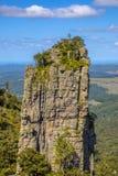 Pinnacle rock Blyde river canyon royalty free stock photography