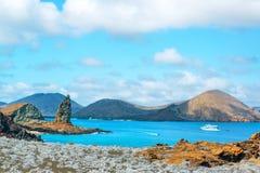 Pinnacle Rock Landscape Stock Photography