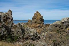 Pinnacle Rocks Stock Image