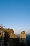 The Pinnacle South Africa. Image of The Pinnacle destination scenic in South Africa Royalty Free Stock Image